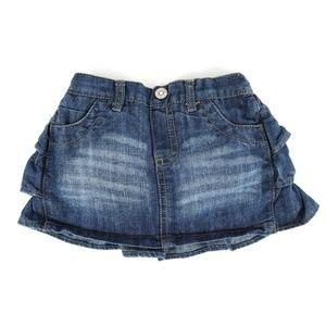 ARIZONA skirt, girl's size 18M
